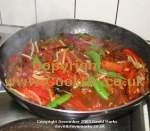 Beef Stir Fry Recipe. Click picture to enlarge.