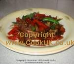 Beef Stir Fry picture. Click picture to enlarge.