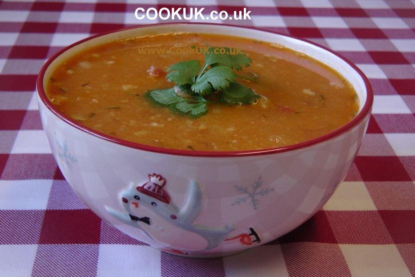 Chickpea Soup Recipe - Cookuk Recipes