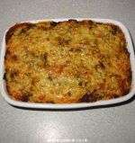 Picture of cooked fish pie