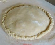Crimped pastry edges