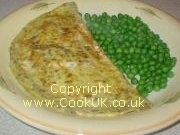Cheese Omelette Recipe