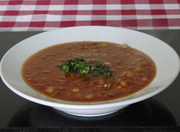... bean leek bacon soup chorizo and lentil stew chorizo and chickpea soup
