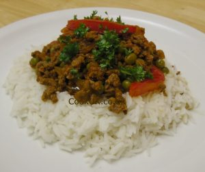 Slow Cooker Keema Curry